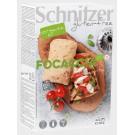 Schnitzer Focaccia broodjes 4 stuks
