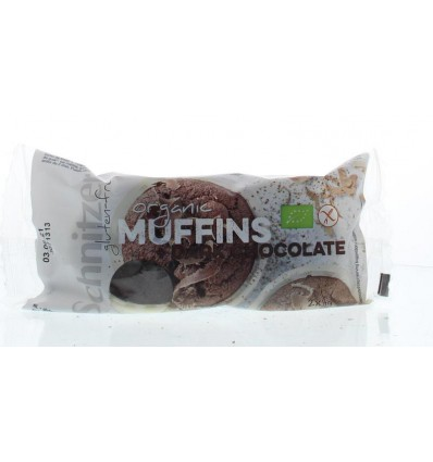 Natuurvoeding Schnitzer Muffin chocolate 140 gram kopen