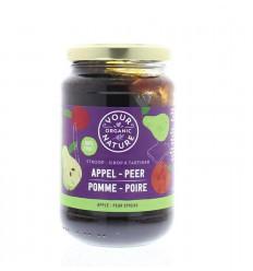 Stroop Your Organic Nature Appel perenstroop 450 gram kopen