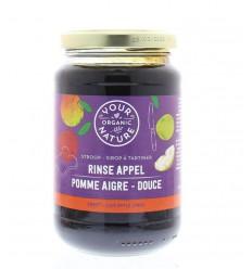 Stroop Your Organic Nature Rinse appelstroop 450 gram kopen