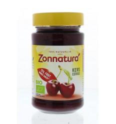 Broodbeleg Zonnatura Fruitspread kers 75% 250 gram kopen