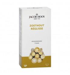 Thee Jacob Hooy Zoethout thee 20 zakjes kopen