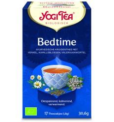 Thee Yogi Tea Bedtime 17 zakjes kopen
