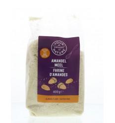 Amandelmeel Your Organic Nature Amandelmeel 400 gram kopen