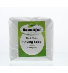 Natuurvoeding Bountiful Baking soda 1 kg kopen