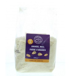 Amandelmeel Your Organic Nature Amandelmeel 200 gram kopen