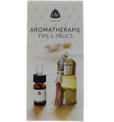 Chi Natural Life Brochure over aromatherapie