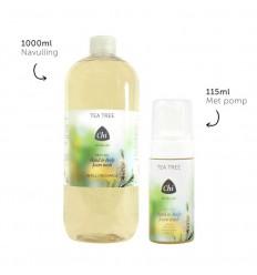 Chi Natural Life Tea tree hand & body foam wash navulling 1 liter