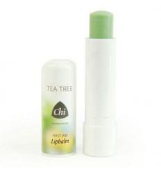 Chi Natural Life Tea tree lipbalm 4.8 gram