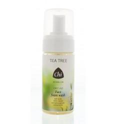 Chi Natural Life Tea tree face wash foam 115 ml