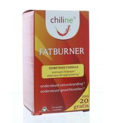 Chiline Fatburner maxi-slim 120 capsules