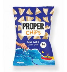 Proper Chips Chips sea salt 85 gram