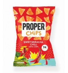 Proper Chips Chips sweet sriacha 85 gram
