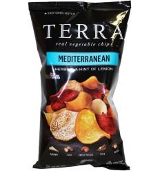 Terra Chips Mediterranean aardappelchips 110 gram