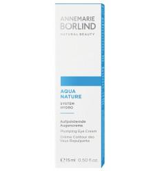 Annemarie Borlind Aquanature oogverzorging hyaluronzuur 15 ml