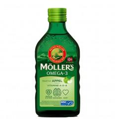 Mollers Levertraan appel 250 ml