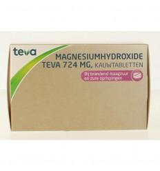 Teva Magnesiumhydroxide 724 mg 100 tabletten