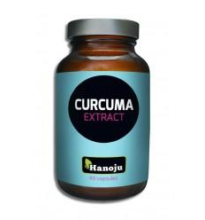 Hanoju Curcuma extract 400 mg 90 capsules