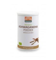 Mattisson Ashwagandha poeder withania somnifera 200 gram
