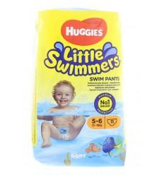 Huggies Little swimmers 5-6 12-18 kg 11 stuks