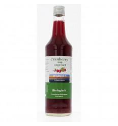Wadden Cranberrysap ongezoet 675 ml