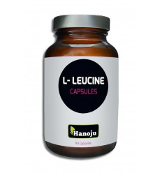 Hanoju L-Leucine 400 mg 90 vcaps