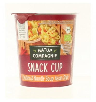 Oosterse specialiteiten Natur Compagnie Cupnoodles kip 55 gram kopen