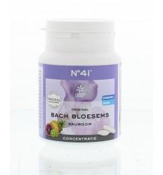 Lemonpharma Bach Bloesem kauwgom nr 41 concentratie 60 gram
