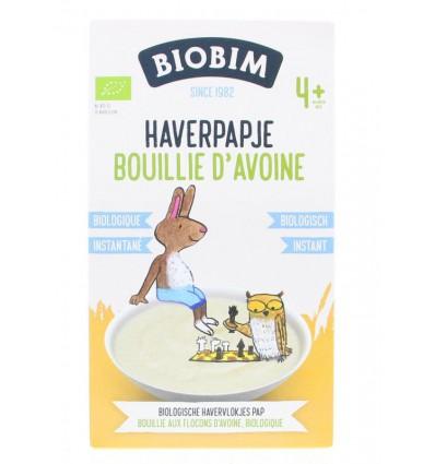 Babyvoeding Biobim Haverpapje 200 gram kopen