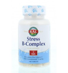 KAL Stress B complex 100 tabletten