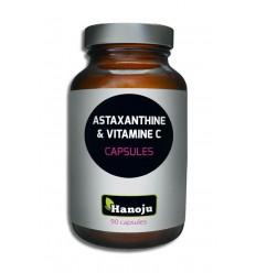 Hanoju Astaxanthine & vitamine C 90 capsules