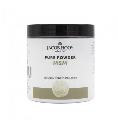 Spieren & Gewrichten Pure Powder MSM 150 gram kopen