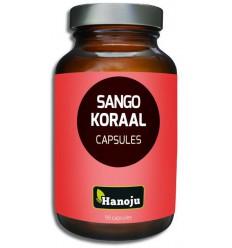 Hanoju Koraalcalcium 90 capsules