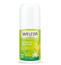 Weleda Citrus deodorant roll-on 24h 50 ml