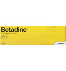 Betadine Zalf 30 gram