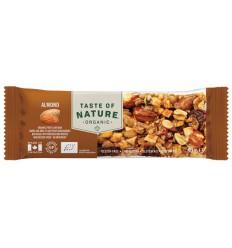 Taste Of Nature Almond granenreep 40 gram