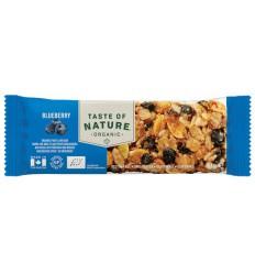Taste Of Nature Blueberry granenreep 40 gram