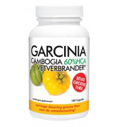 Natusor Garcinia cambogia 180 capsules