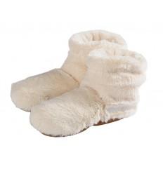Warmies Slippies boots deluxe beige 37 - 42 1 paar