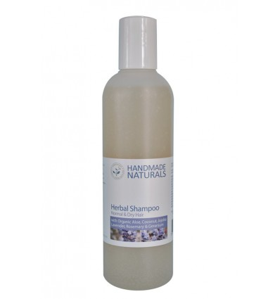 Handmade Naturals Herbal Shampoo Lavendel - Geranium kopen