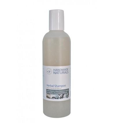 Handmade Naturals Herbal Shampoo Eucalyptus anti-roos formule